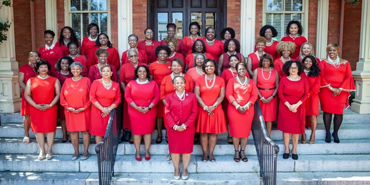Union Co. alumnae chapter of Delta Sigma Theta named Chapter of the Year