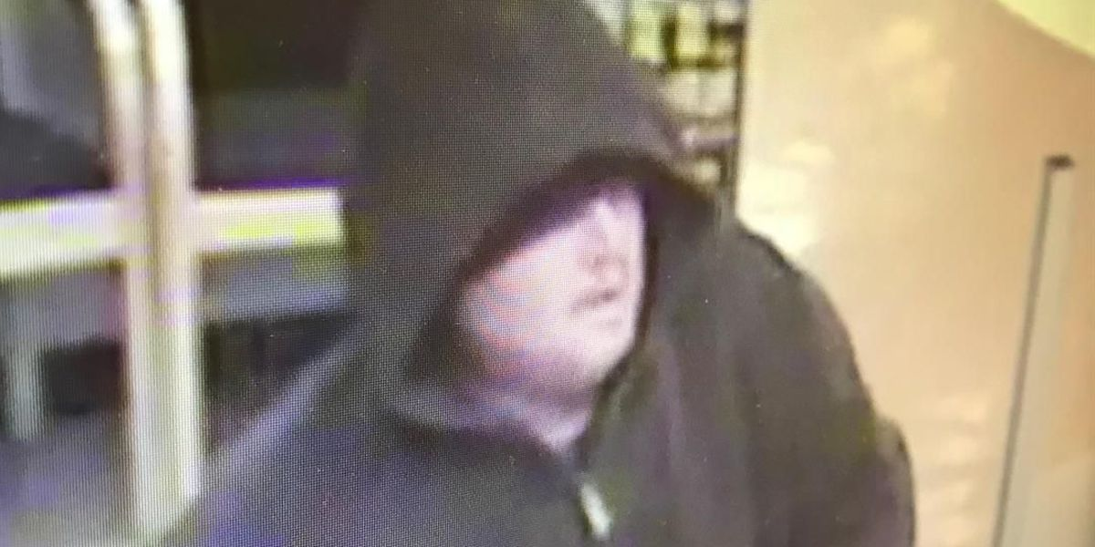 Police looking for robber in Rowan County
