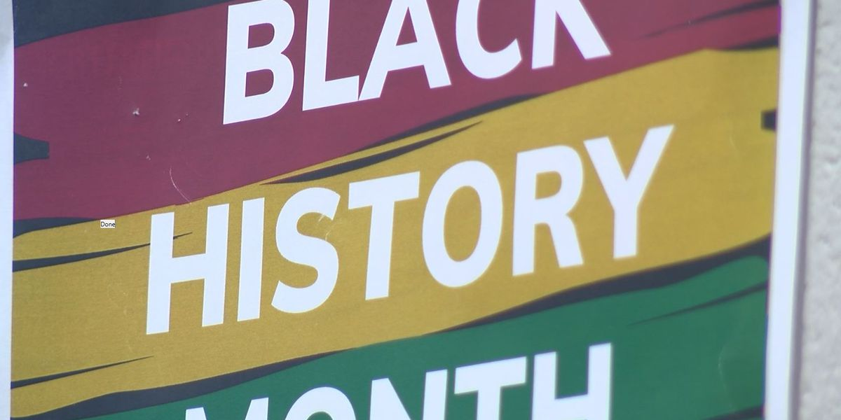 Black History Month celebrated in Charlotte
