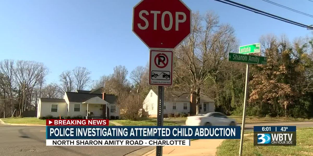 Someone tried to kidnap 10-year-old in east Charlotte, police say