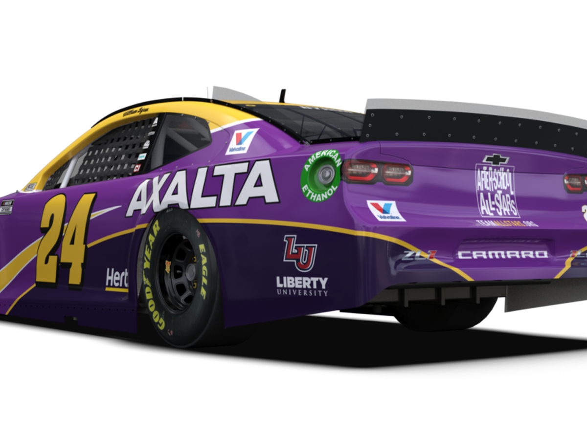 Charlotte driver to honor Kobe Bryant with special No. 24 car in NASCAR race