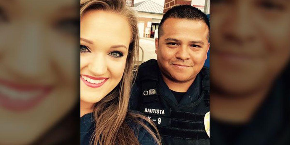 Huntersville police officer's good deed takes off on social media