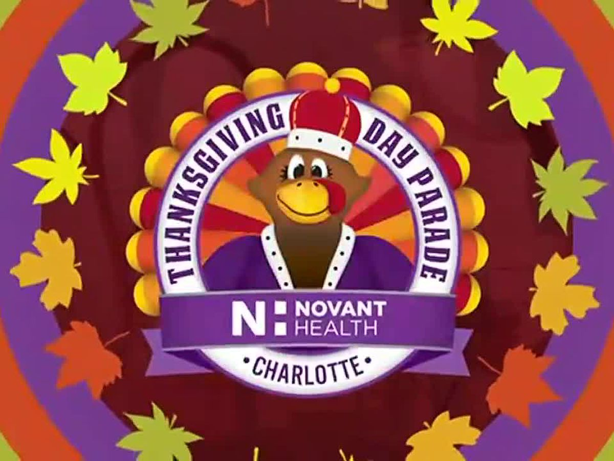 Novant Health Thanksgiving Day parade to air on WBTV Thursday