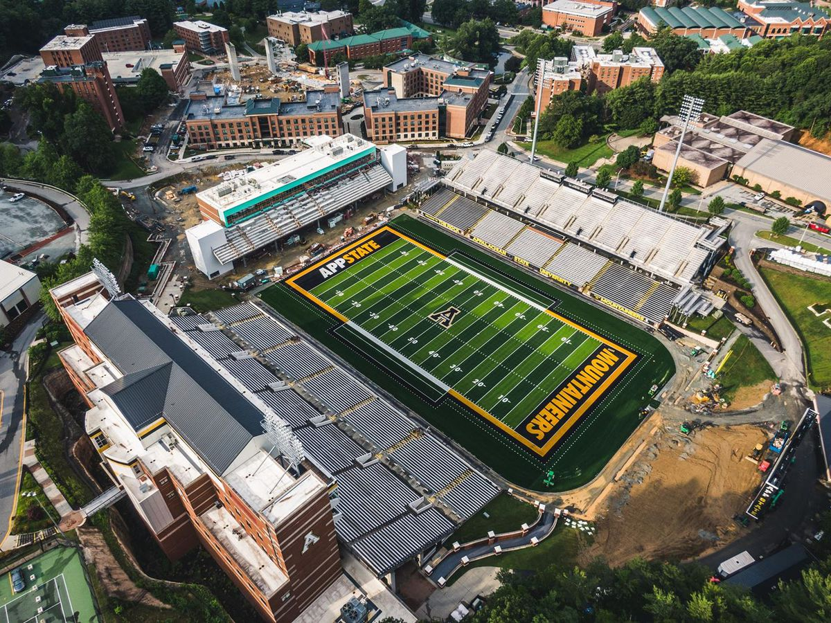 Second football game in a row postponed for Appalachian State University due to COVID-19