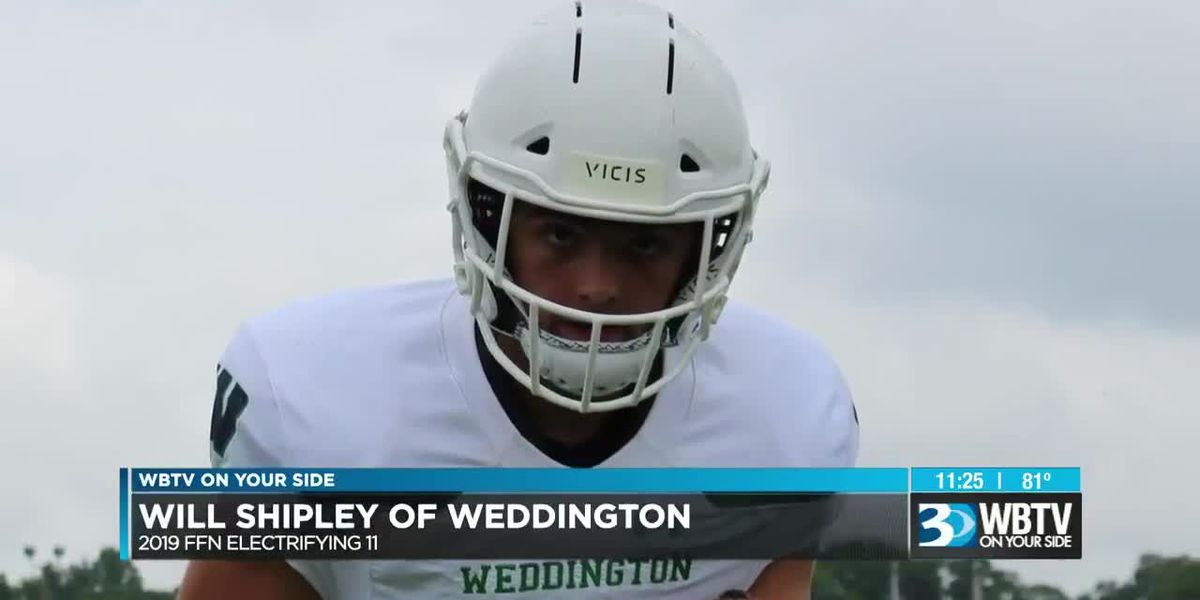 2019 FFN Electrifying 11: Will Shipley of Weddington