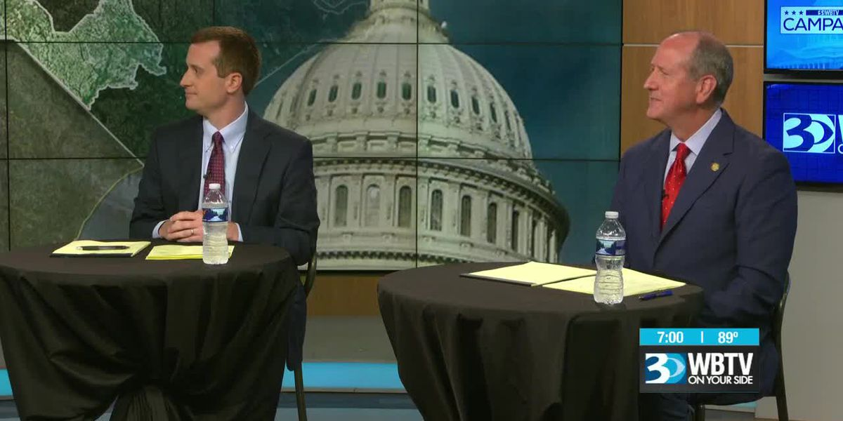 Bishop, McCready clash over attack ads, health care in 9th District debate