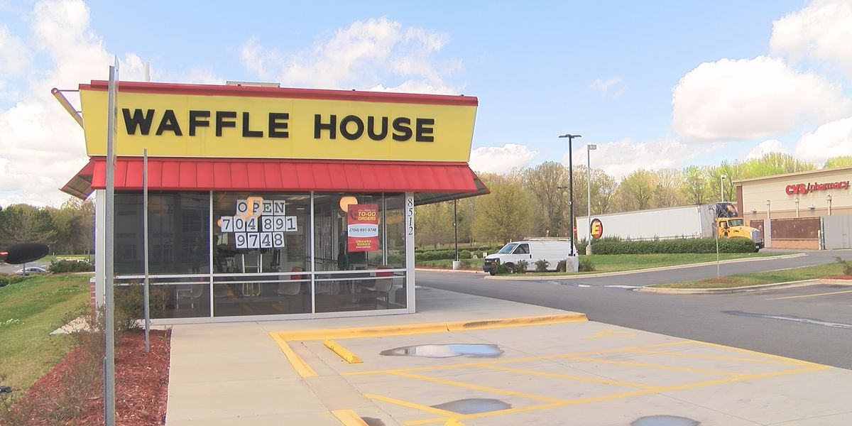 Waffle House closes more than 400 locations due to COVID-19, largest number in company history