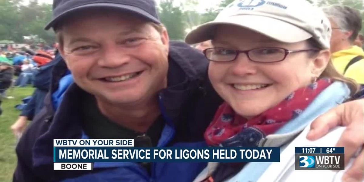Memorial service for Ligons held Saturday