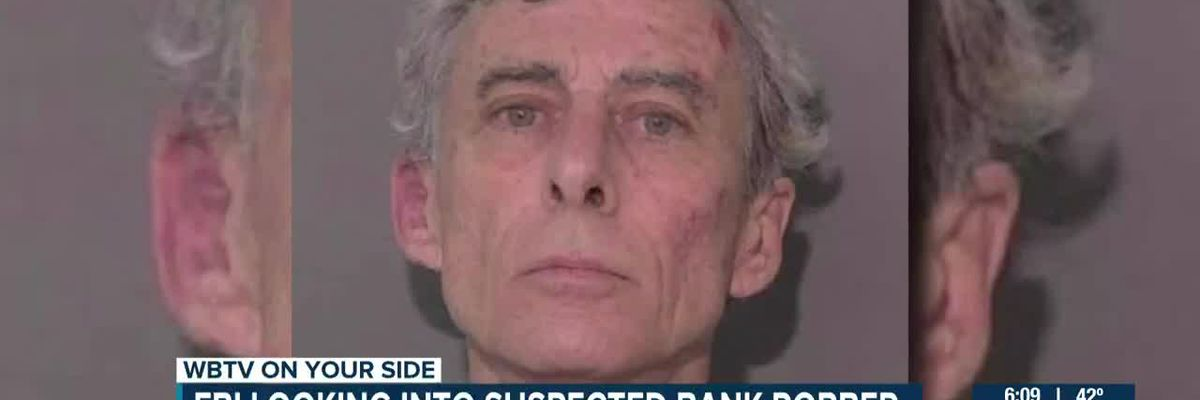 FBI looking into suspected Union Co. bank robber