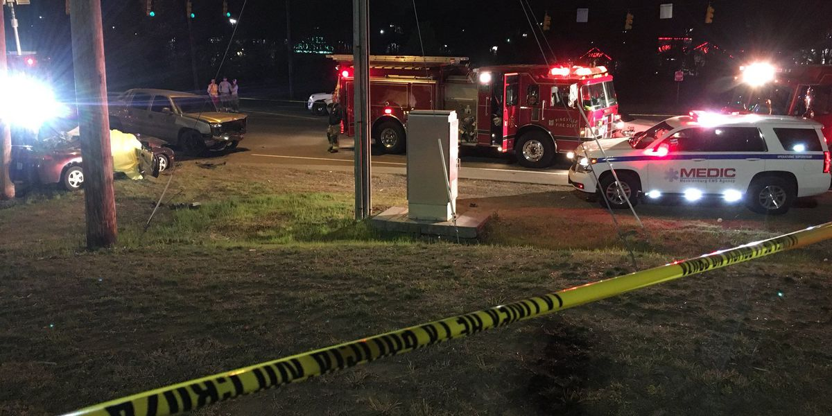 Man killed in Pineville crash ID'd