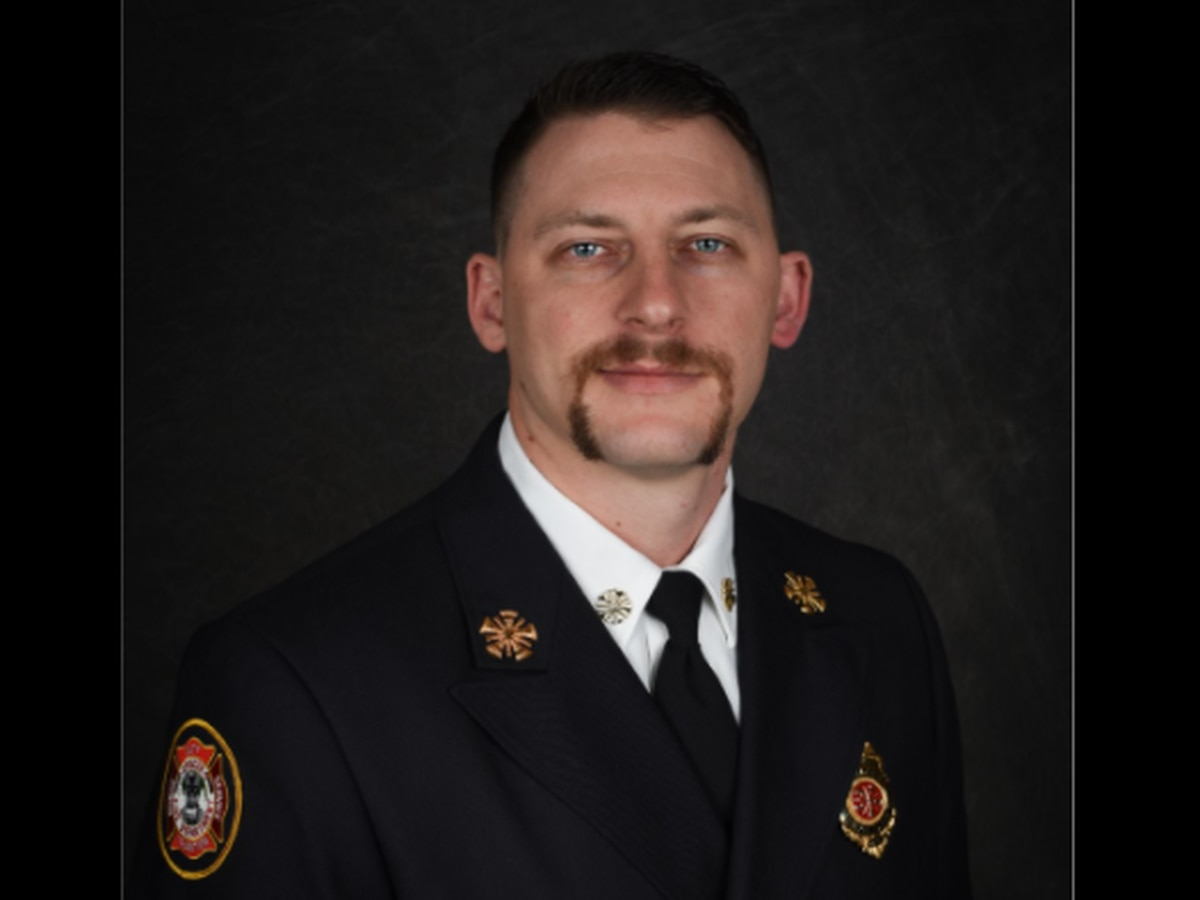 Town of Spencer names new Fire Chief