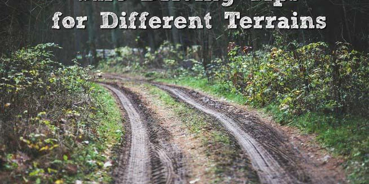Safe driving tips for off-roading