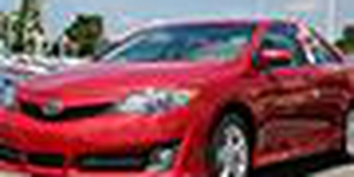 Toyota of N Charlotte features fuel-efficient new Toyota!