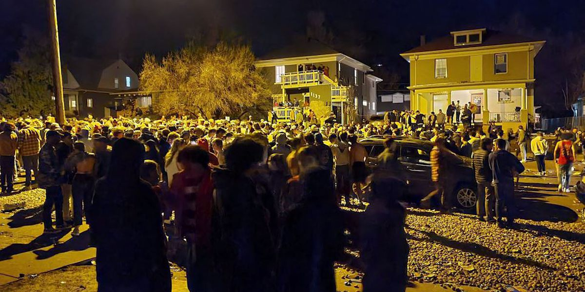 Authorities to seek charges after violent Colorado party that left officers hurt