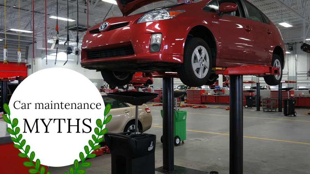 Toyota of North Charlotte busts common car maintenance myths
