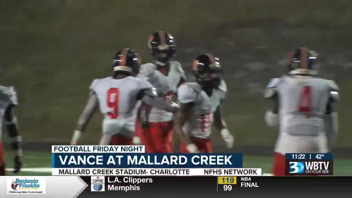 Vance at Mallard Creek