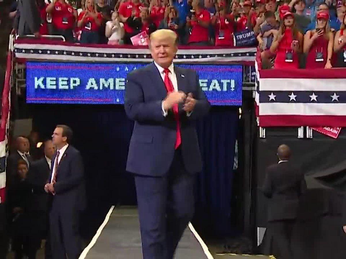 Election fraud probe involving Trump heads to Georgia grand jury