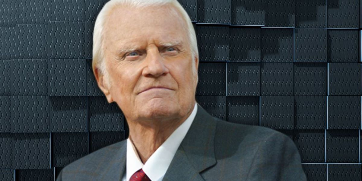 Many will remember Billy Graham for breaking down racial barriers
