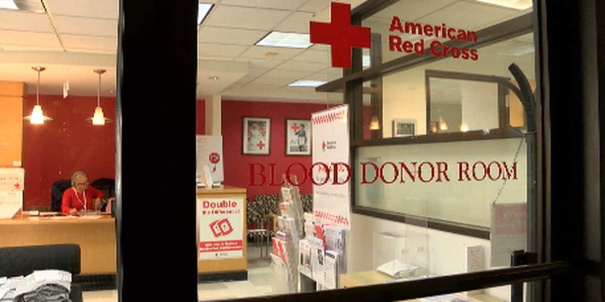 American Red Cross, NFL team up to help increase blood donations after holiday slump