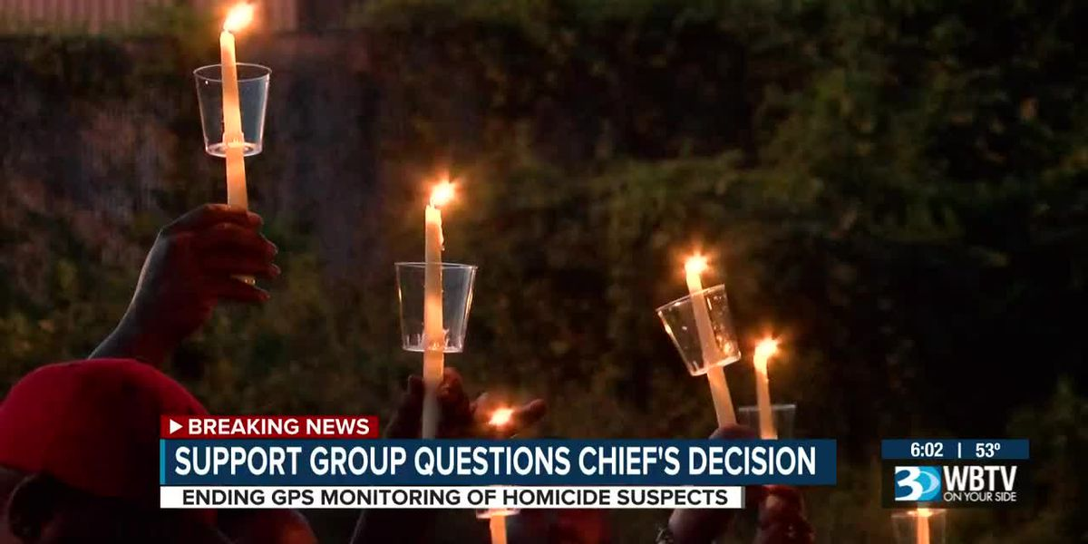 Support group questions Chief's decision