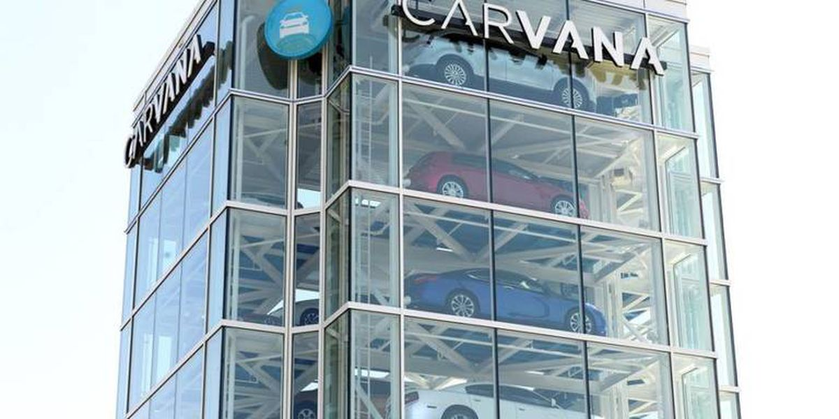 Carvana plan for Concord site now involves over 400 jobs, $2.3 million in incentives