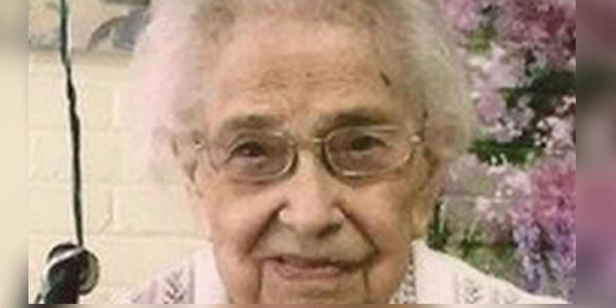 She survived 1918 Spanish Flu and 2020 Covid. Chester's 'Alteration Lady' dies at 106