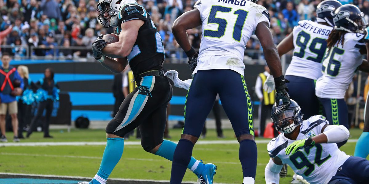 Wilson leads Seahawks' rally in 30-27 win over Panthers