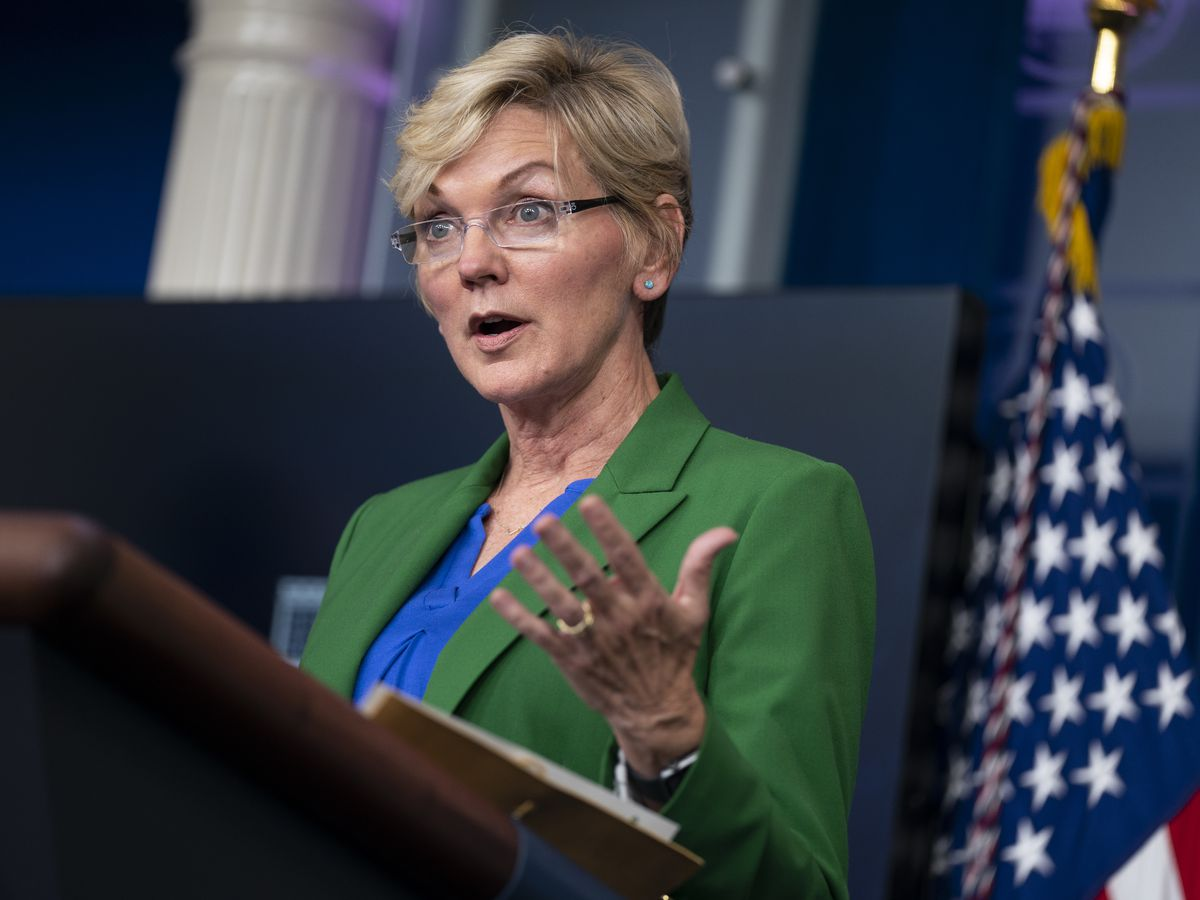Granholm: Normal service at gas pump likely by late Sunday