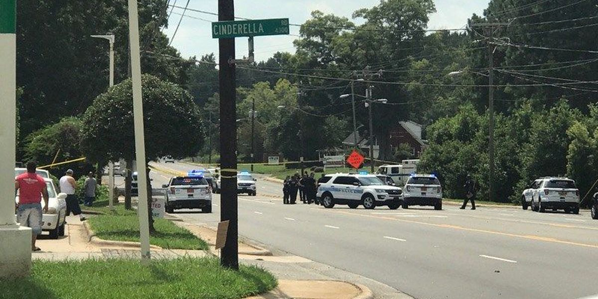 Woman identified in deadly crash involving CMPD officer