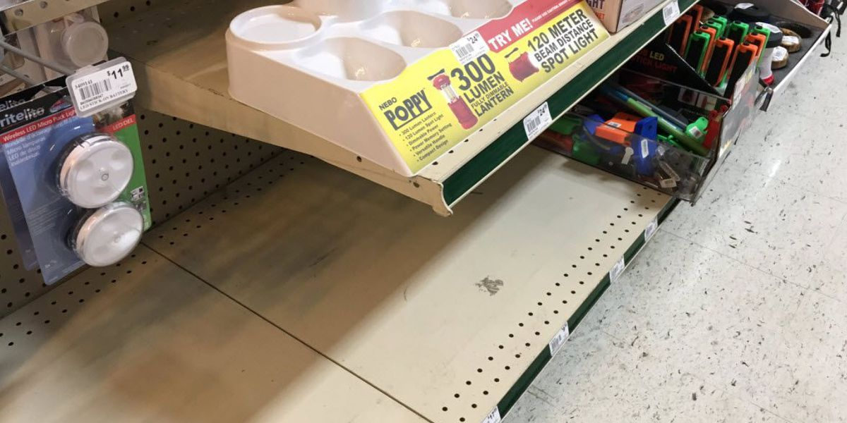 Preparations for Irma already underway in Charlotte