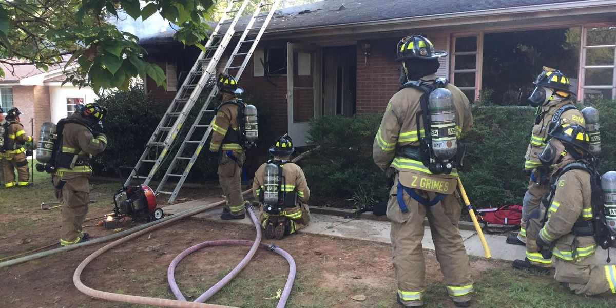 Fire officials: Damaged extension cord causes Salisbury house fire