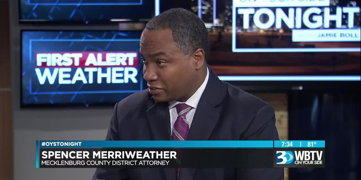 Meck DA wants SBI, not CMPD, to investigate officer-involved shootings