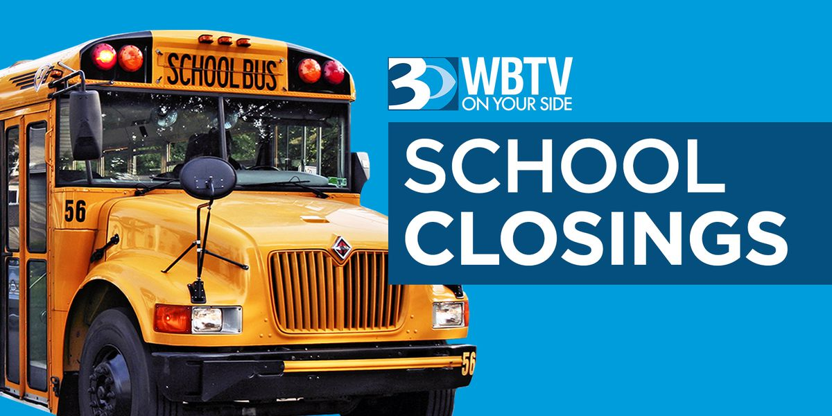 Local school districts announce closings due to winter weather Thursday