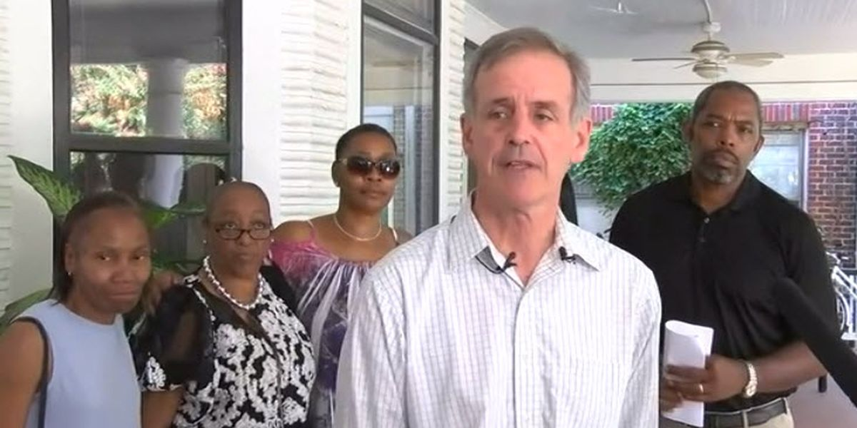 Family of man killed by CMPD officer in Burger King parking lot files lawsuit against city