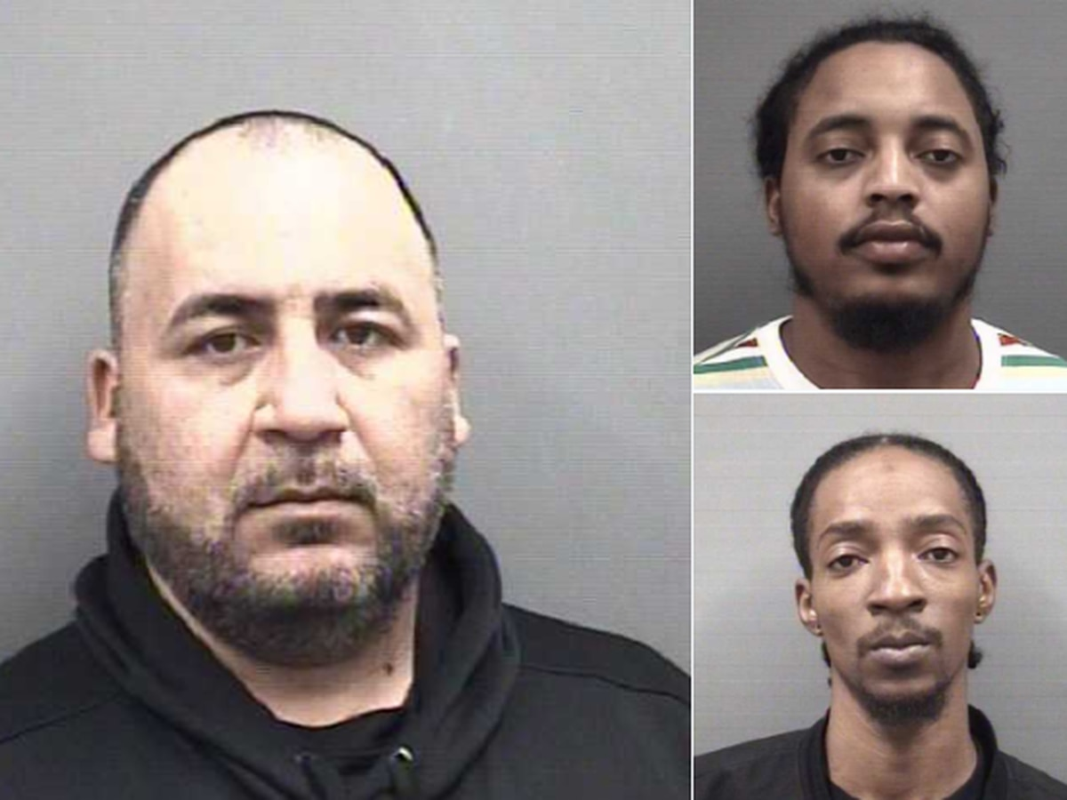 Multiples arrests and drug seizures in major operation in Rowan and Iredell