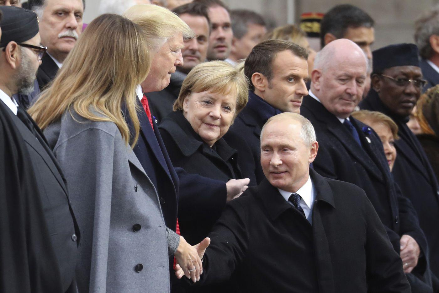 Angela Merkel Topless the latest: leaders discuss ukraine elections at paris meet