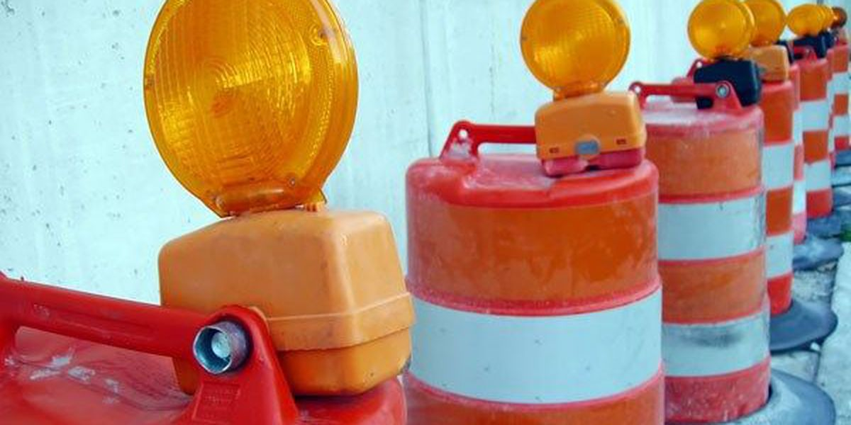 Sinkhole causes Rock Hill road closure