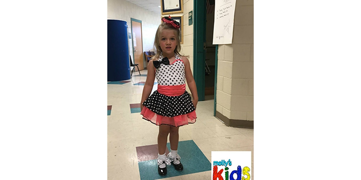 Molly's Kids: Lake Wylie 5-year-old has successful surgery and is now seizure-free