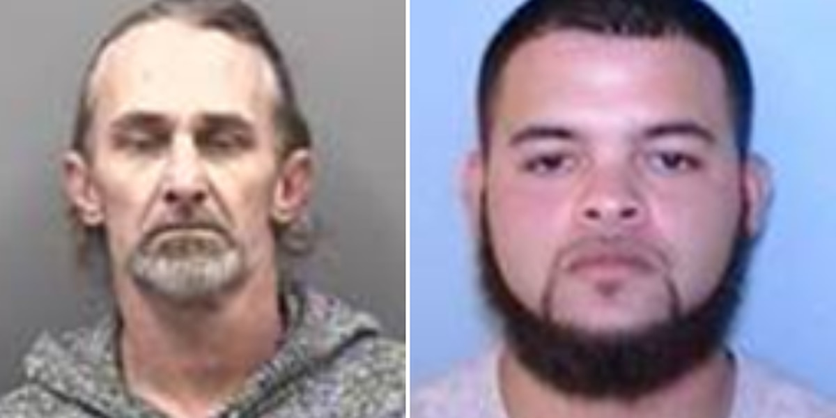 Two new additions to Rowan Sheriff's Most Wanted list