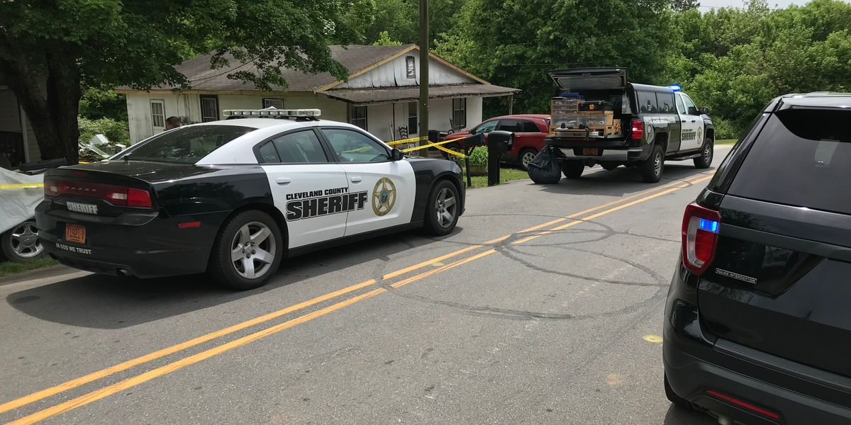 Toddler shot in rural Cleveland County
