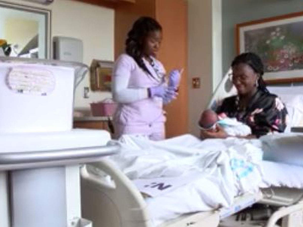 New program at Johnson C Smith to help more mothers of color breastfeed is first in the country