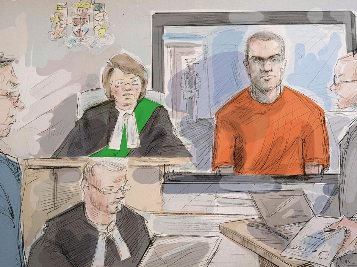 Man who used van to kill 10 pedestrians in Toronto guilty