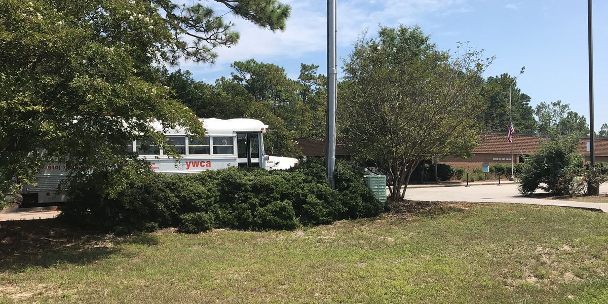 6-year-old left alone in hot YWCA bus, employee terminated