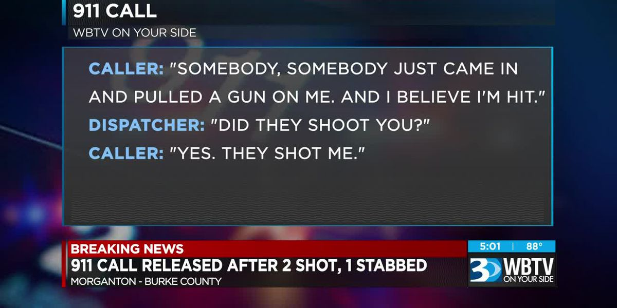 Three wounded after Morganton confrontation leads to shootings, stabbings