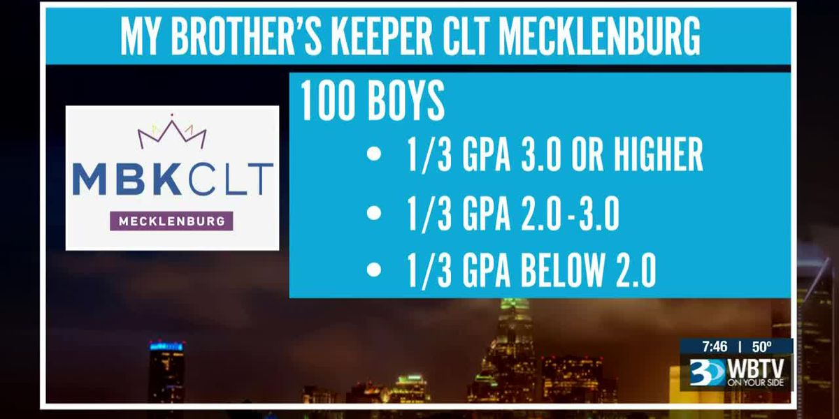 The relaunch of My Brother's Keeper CLT Mecklenburg