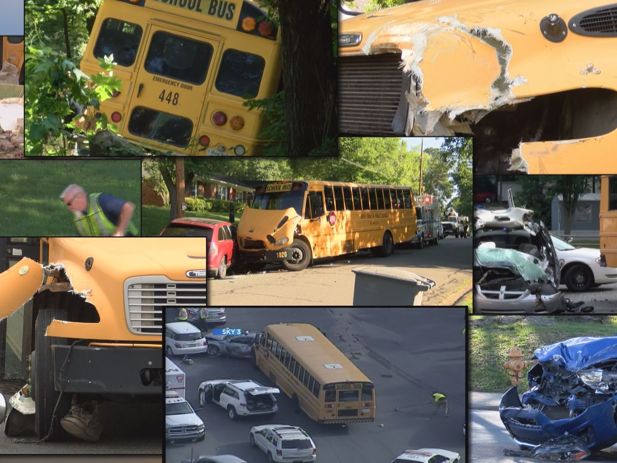 Investigation: CMS bus drivers still on roster after multiple accidents