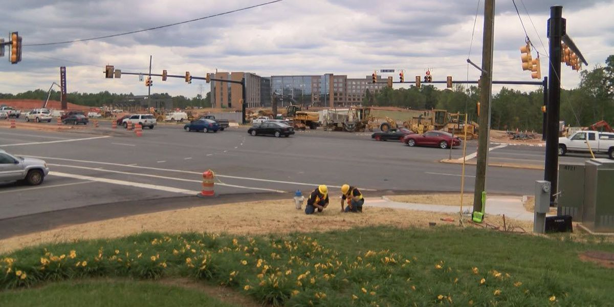 Drivers seeing major development taking shape in York County