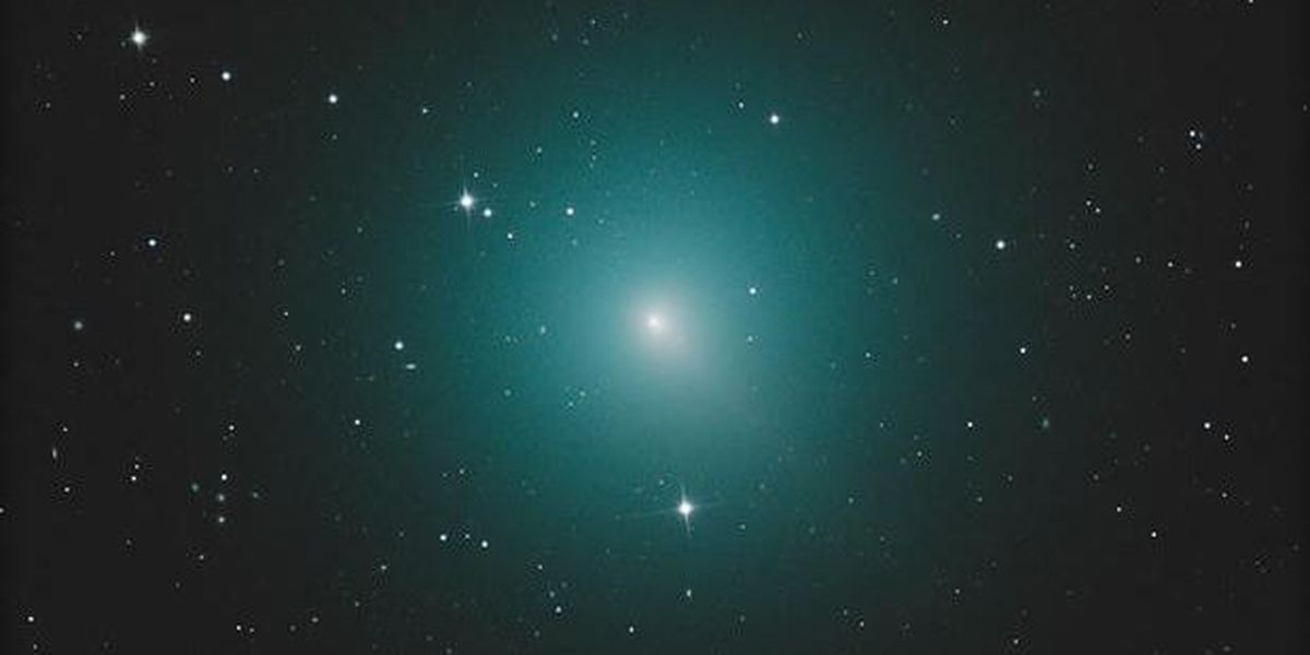 Brightest comet of the year will zoom near Earth next week