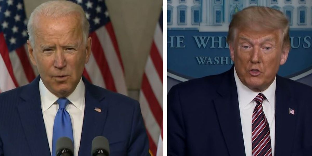 Trump-Biden race is tight in Florida, Georgia and North Carolina — CBS News Battleground Tracker poll