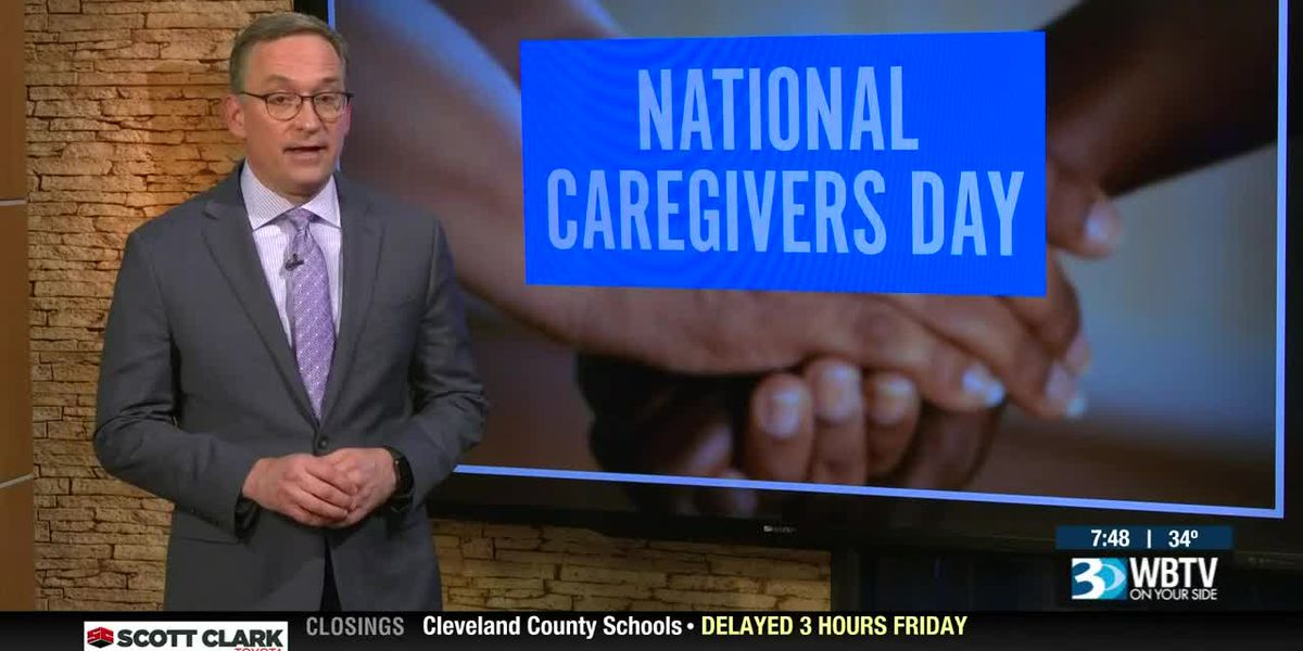 3 Things: National Caregivers Day